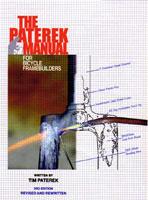 PATEREK FRAME BUILDERS MANUAL