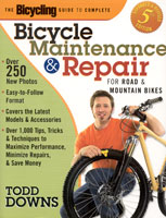 BICYCLING'S COMLETE GUIDE 5th EDITION